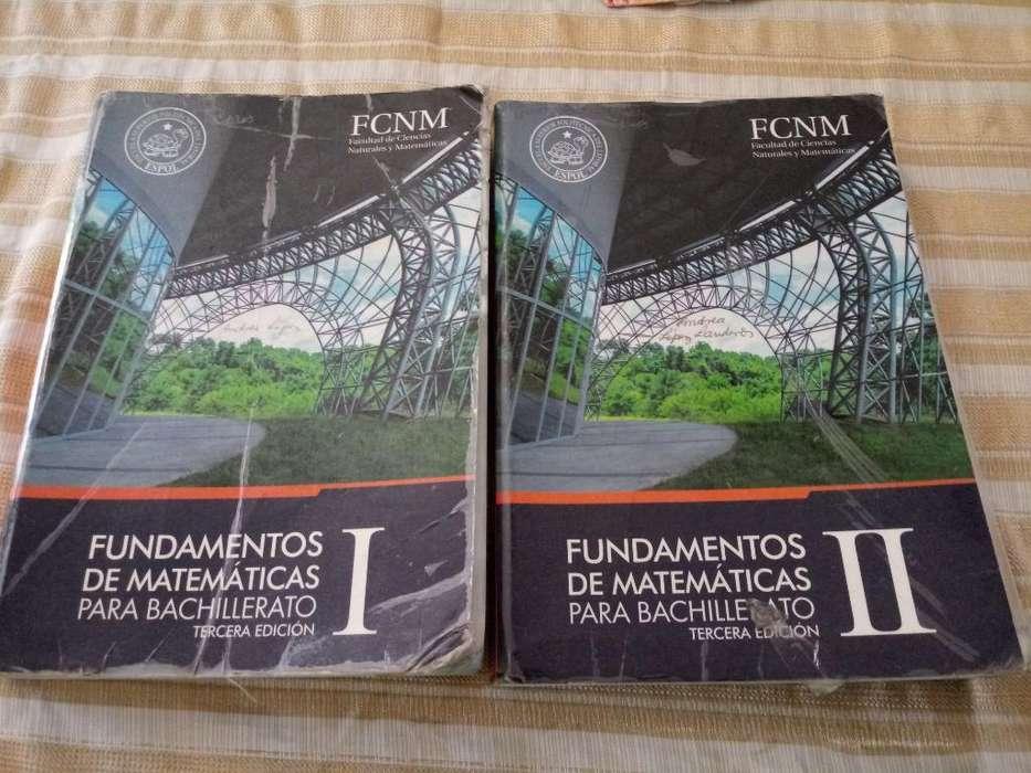 Libro Fundamentos de Matem 1 Y 2 Espol