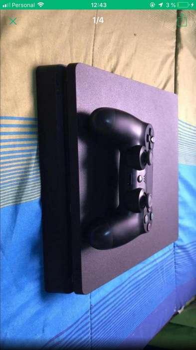 Ps4 1Tb- 1Joystick C/ Gta V Digital wsp