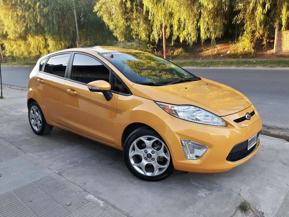 Ford Fiesta Kinetic 2011 - 59000 km