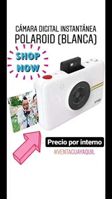 Camara Digital Instantanea Polaroid