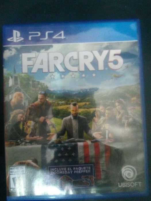 Far Cry 5 Usado