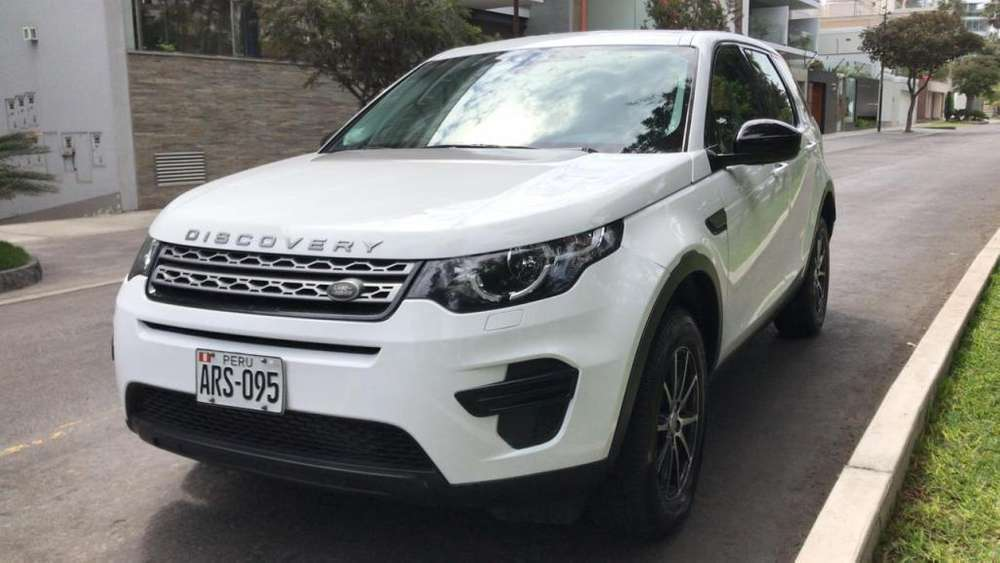 Land Rover Discovery 2016 - 34000 km