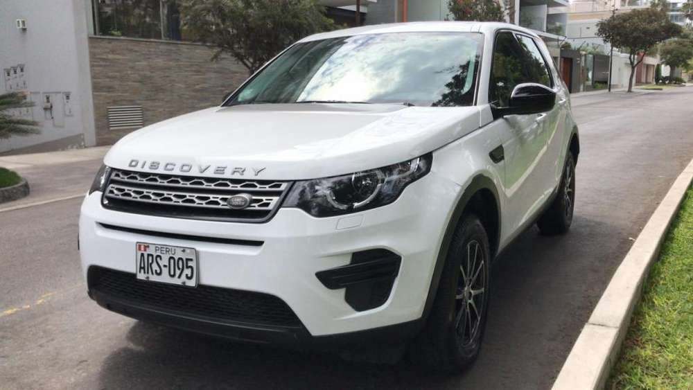 Land <strong>rover</strong> Discovery 2016 - 34000 km