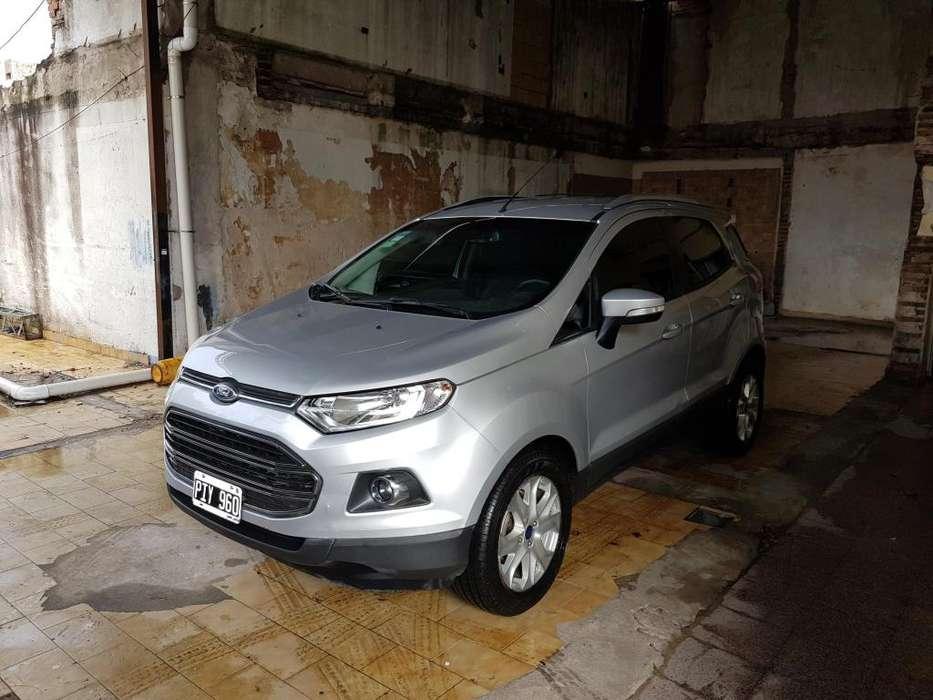 Ford Ecosport 2015 - 78000 km
