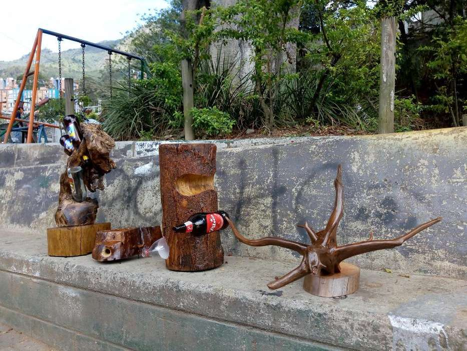 Decoraciones en Tronco <strong>rustico</strong>s