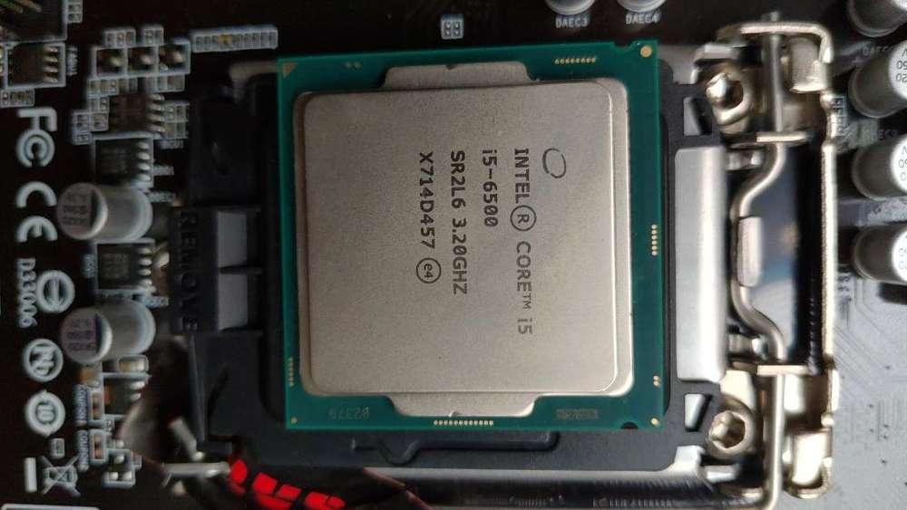 Combo Core I5 6500 Mas Board