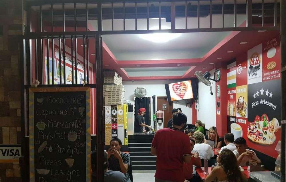 Pizzería Restaurante Los Olivos