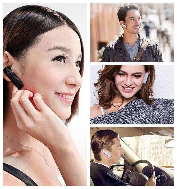 Manos Libres Bluetooth Auriculares Compatible Android IOS