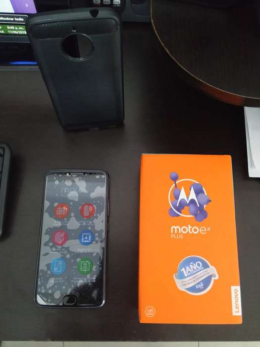 celular Motorola E4 Plus libre todo operador