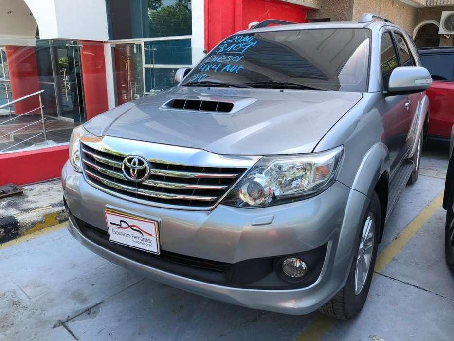 Toyota Fortuner 2016 - 71828 km