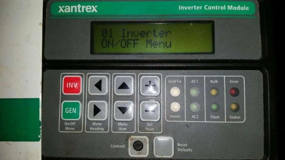 XANTREX ENERGIA SOLAR