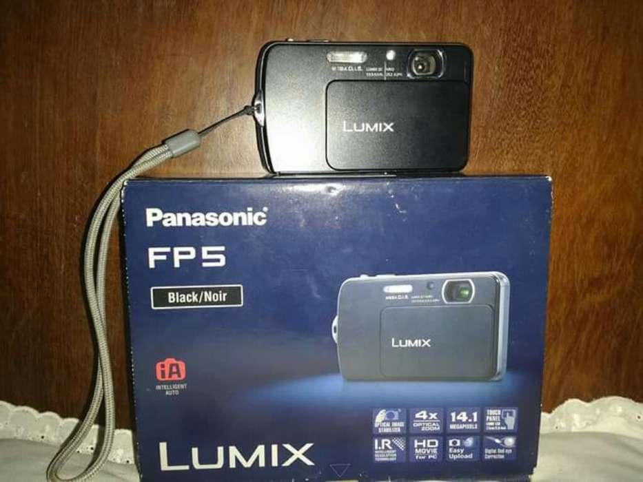 Panasonic Lumix,pantalla Táctil