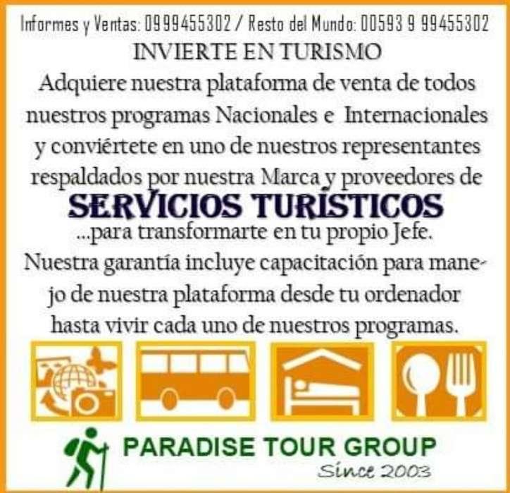 Vende Turismo sin Intermediación.
