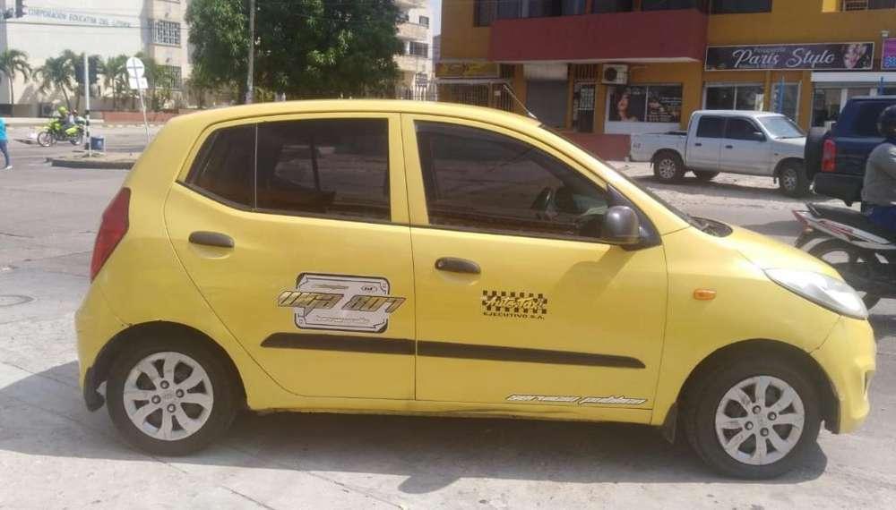 Hyundai I10 2015 Excelente Estado Entero