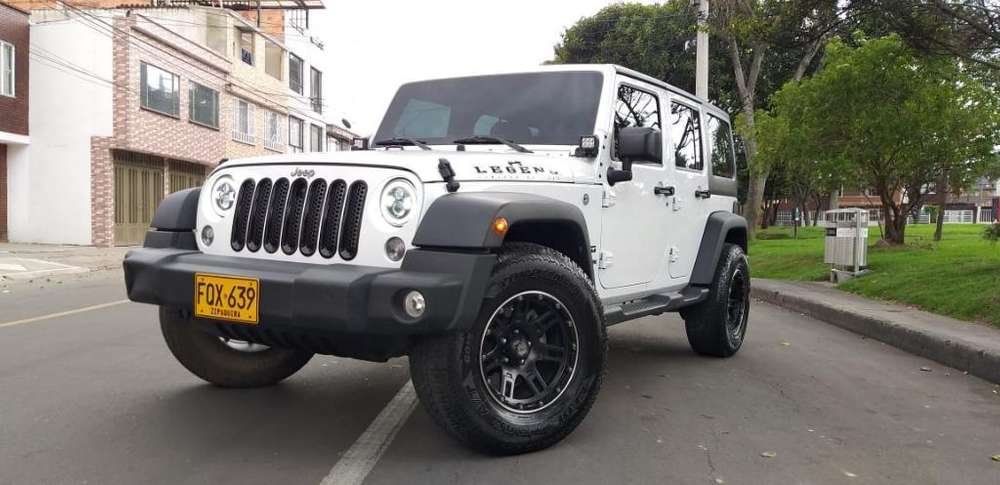 <strong>jeep</strong> Wrangler 2018 - 60124 km