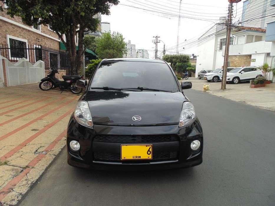 Daihatsu Sirion 2009 - 120000 km