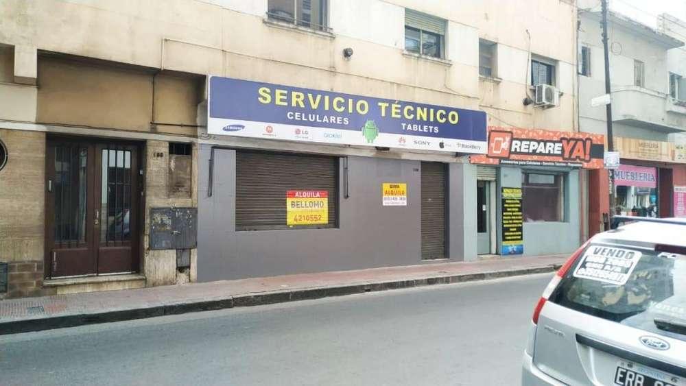 LOCAL EN ALQUILER EN B CENTRO - LA RIOJA AL 100