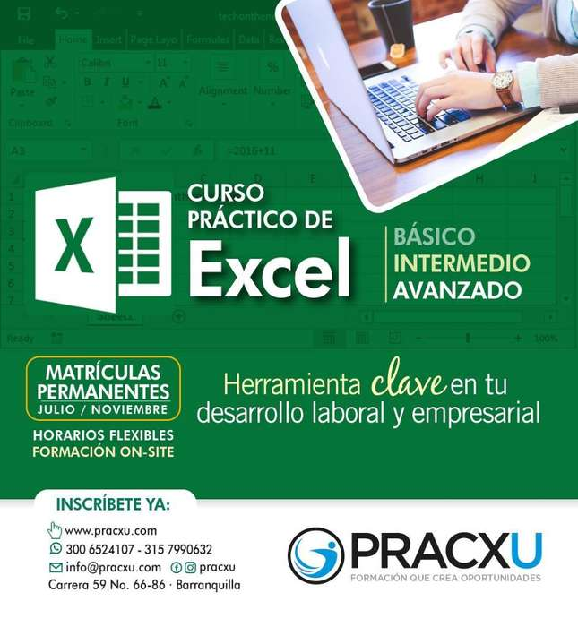 Curso Practico de Excel