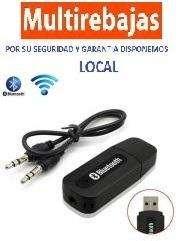 Receptor Audio Bluetooth USB 3.5mm Pc Tablet Telefono Aproveche Nuestros Precios