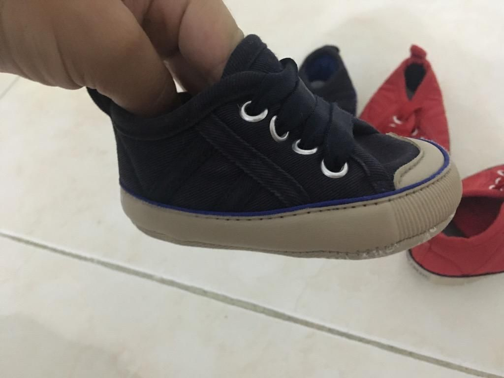 Zapatos Talla 16 Baby Fresh