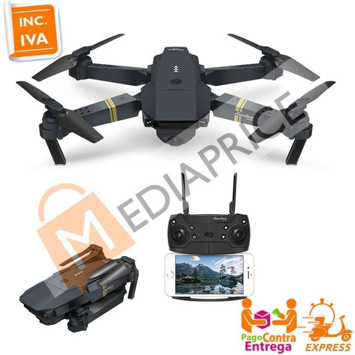 Drone Jy019 Original Pocket Cámara 720p HD Wifi Portatil Plegable