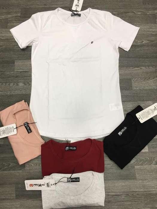 H camisetas de Caballero