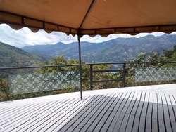 Vendo esta hermosa casa finca con una panorámica espectacular en Barbosa.