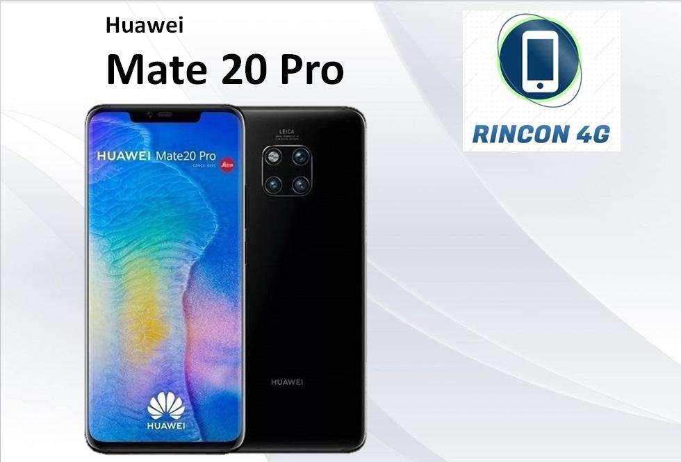 HUAWEI MATE 20 PRO 128GB/6GB NUEVO SELLADO SOMOS TIENDA FISICA 983443442