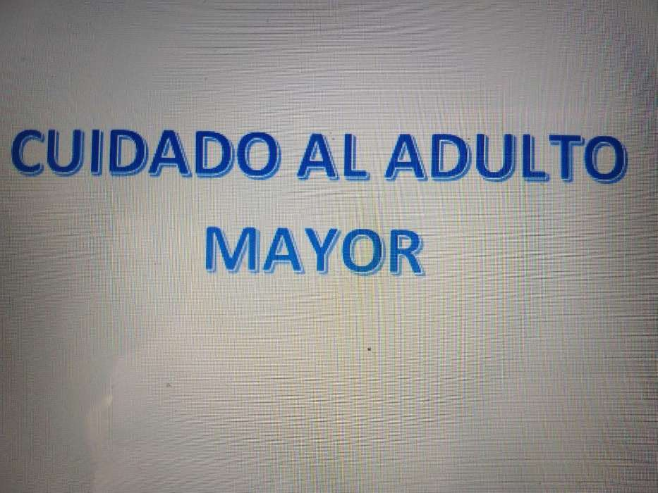 Cuidador Del Adulto Mayor