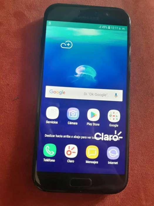 Vendo Samsung Galaxy A5 2017