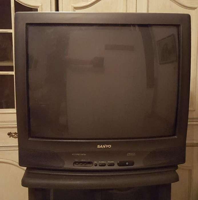 Tv Sanyo Usada Vendo Urgente
