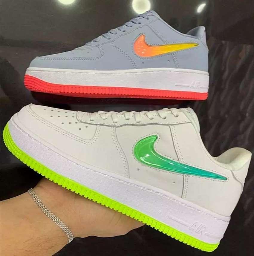 zapatos nike air force 1 mujer
