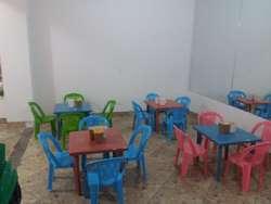 Alquiler de sillas para evento