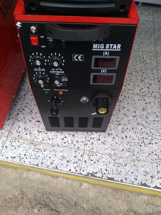 Equipos de Soldadura Mig 250 Amp