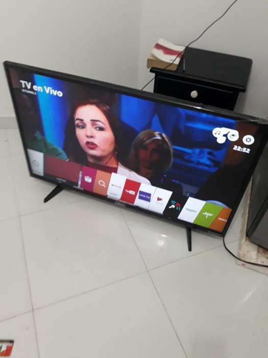 Smart Tv Lg 49 Pulg 2018 Nuevecito