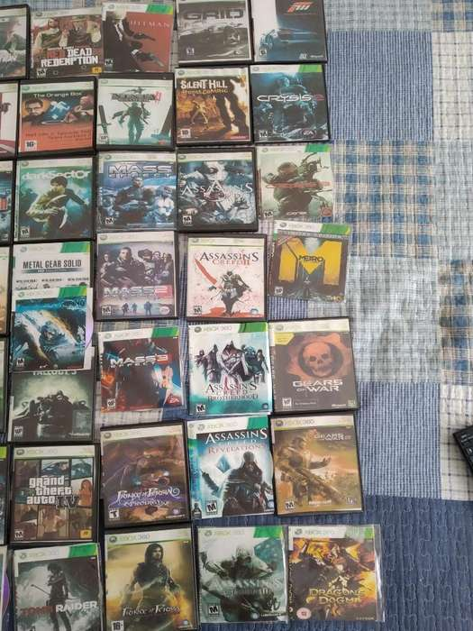 Xbox360 Juegos 3.0