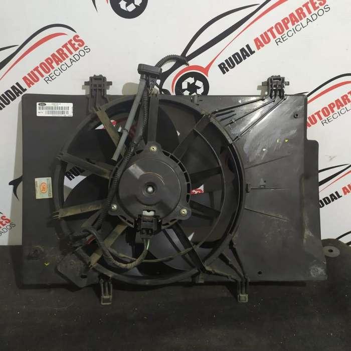 Electro Ventilador Ford Ka 3325 Oblea:02480989