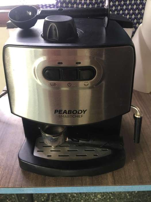 Cafetera Express Peabody Smartchef
