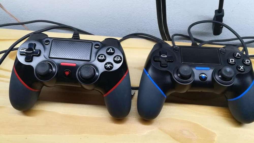 Joystick Ps4 Cobrax