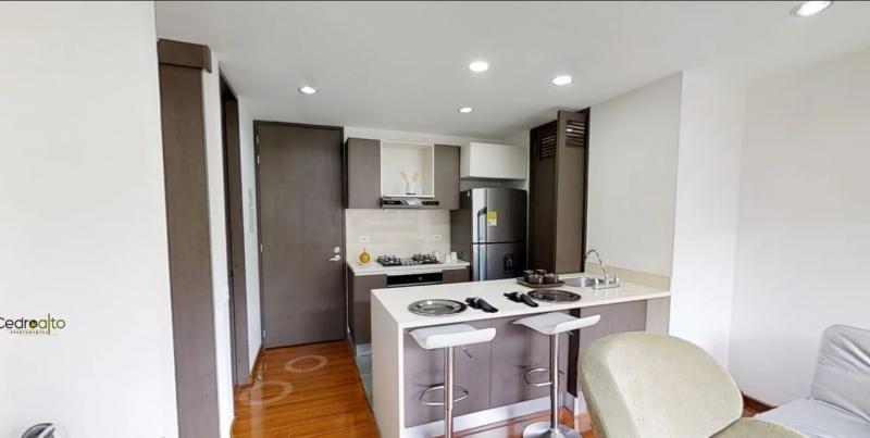 Apartamento En Venta En Bogota Cedritos Cod. VBINH-769