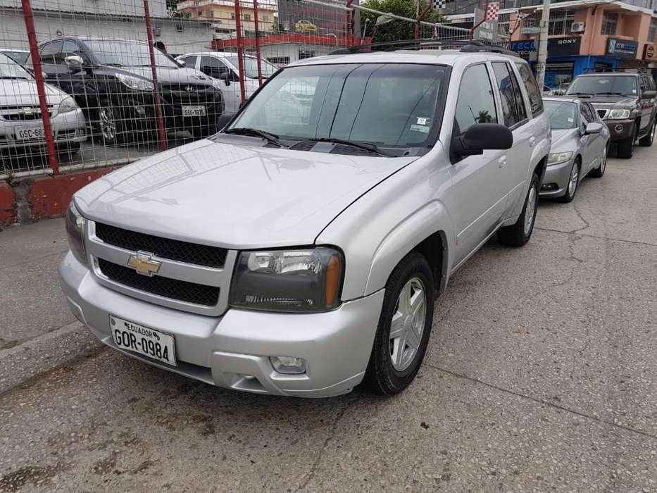 Chevrolet Trailblazer 2006 - 220000 km