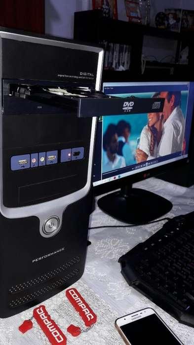 Compu Wifi Micro L3 4 Gb Ram Lg 20 Led