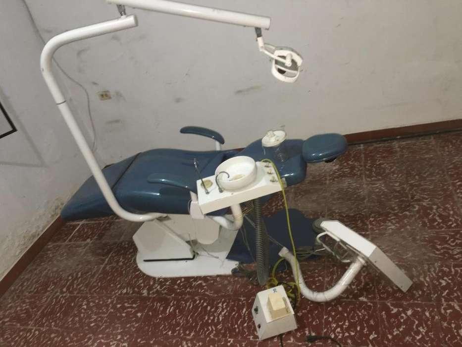 Vendo silla odontolgica excelente estado