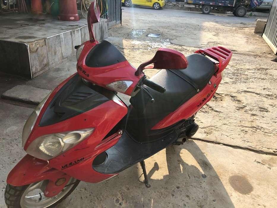 Moto Lineal Mavila