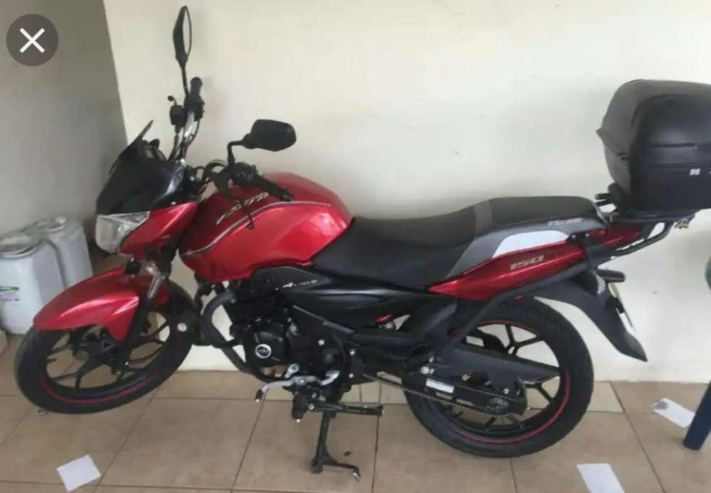 Vendo moto negociable