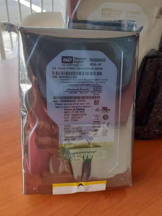 disco duro new pull de 500gb y 1tb 2tb al mejor precio del mercado para instalar camars de seguridad