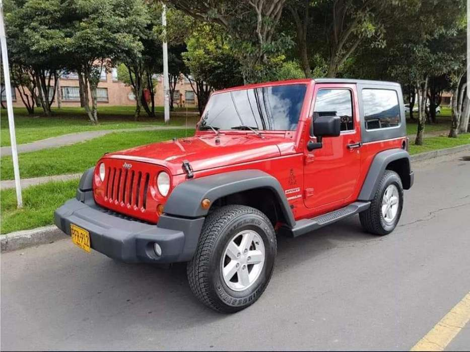 <strong>jeep</strong> Wrangler 2010 - 40000 km