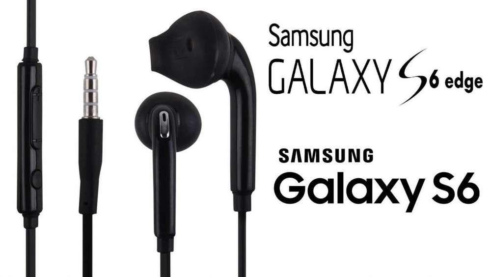 Auriculares Samsung S6 S7 Audífonos Manos Libres A3 A5 A7 A8