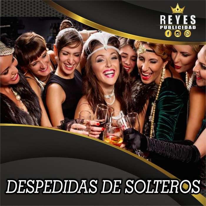 SHOW ESPECIALES DESPEDIDAS DE SOLTEROS FIESTAS TEMATICAS SONIDO LUCES SHOW EN VIVO CALI