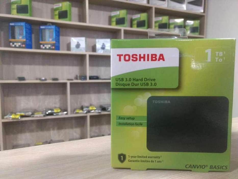 DISCO EXTERNO TOSHIBA 1 T